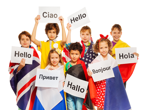 Consultation with a specialist in supporting multilingualism in children