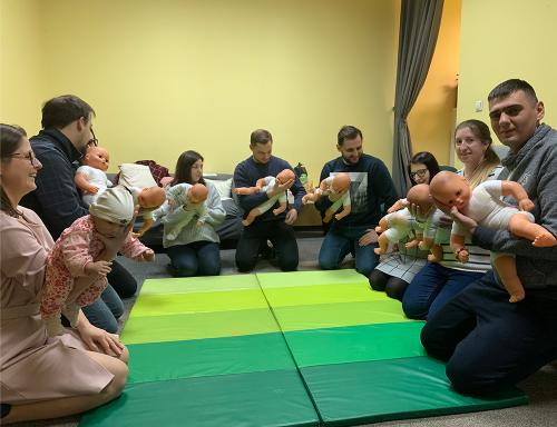 Birth & Parenting Online Classes