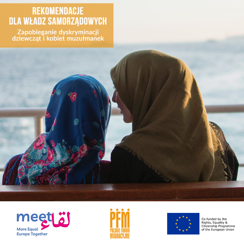 Integration - it's possible locally! Recommendations for local authorities on counteracting Islamophobia