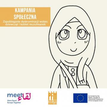 Social campaign against discrimination against Muslim women - film inauguration
